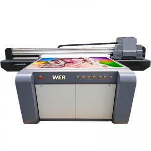 3D нөлөө нь хэт ягаан туяаны тэвштэй принтер, керамик хэвлэгч, плита хэвлэх машин Хятад WER - EF1310UV