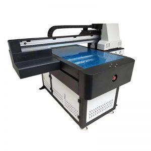 A1 Хэт ягаан туяаны тэвштэй дижитал хэвлэгч ECO уусгагч бэхтэй WER-ED6090UV