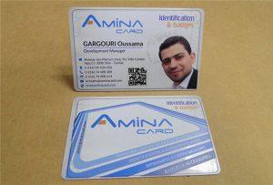 Дугуйны хэт ягаан туяаны хэвлэгч -A2 хэмжээ WER-D4880UV-ийн бизнес нэр картны дээж