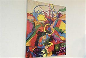 А1 хэмжээтэй хэт ягаан туяаны хэвлэгч WER-EP6090UV хэвлэсэн зурагны дээж