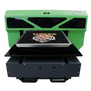 БНХАУ-ын үйлдвэрлэгч жижиг футболк хэвлэх машин хувцасны хэвлэгч dtg a2 a3 WER - D4880T нь шууд