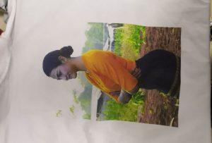 WER-EP6090T хэвлэгчээс Бирмийн үйлчлүүлэгчдэд зориулсан футболк хэвлэх дээж
