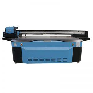 Хэт ягаан туяаны дижитал тэвштэй хэвлэх машин том хэлбэр нь 2500X1300 WER - G2513UV