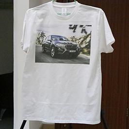 A3 футболк хэвлэгч WER-E2000T 2 нь цагаан футболк хэвлэх дээж