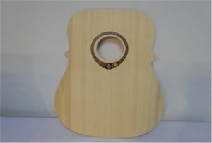 Мод гитар дээж А2 хэмжээтэй хэт ягаан туяаны хэвлэгч WER-DD4290UV