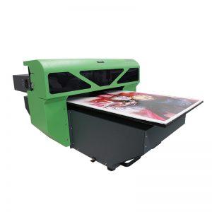 автомат бэхэн хэвлэгч, гаалийн футболк цамц хэвлэх машин WER - D4880UV