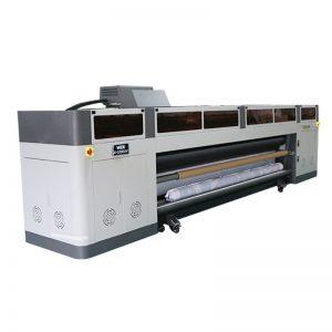 өндөр нарийвчлалтай өндөр хурдны дижитал бэхэн хэвлэгч машин ricoh gen5 хэвлэх дарга нь хэт ягаан туяаны плоттер WER -G- 3200UV